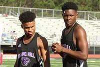 Chapel Hill HS All-Comers February 24, 2018